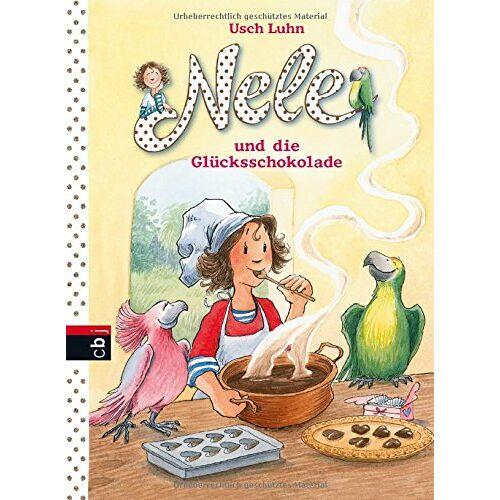 Usch Luhn - Nele und die Glücksschokolade (Nele - Die Erzählbände, Band 16) - Preis vom 06.09.2020 04:54:28 h