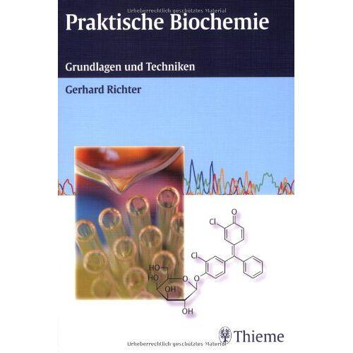 Ralf Kaldenhoff - Praktische Biochemie - Preis vom 22.01.2021 05:57:24 h