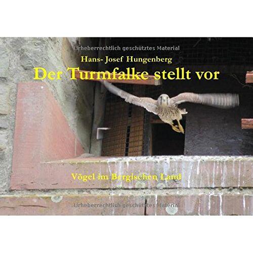 Hungenberg, Hans- Josef - Der Turmfalke stellt vor: Vögel im Bergischen Land - Preis vom 23.01.2021 06:00:26 h