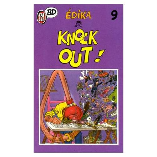 Edika - Edika, Tome 9 : Knock out ! (BD Humour) - Preis vom 06.03.2021 05:55:44 h