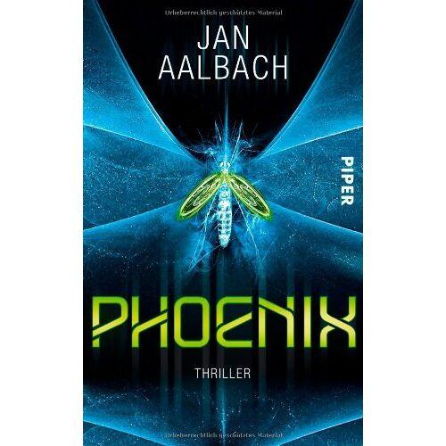 Jan Aalbach - Phoenix: Thriller - Preis vom 05.09.2020 04:49:05 h