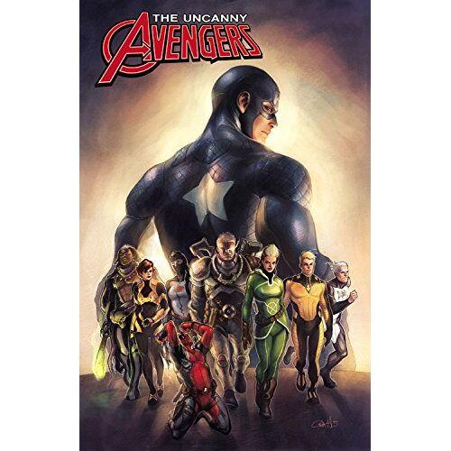 Gerry Duggan - Uncanny Avengers: Unity Vol. 3: Civil War II (Avengers - Uncanny Avengers) - Preis vom 07.07.2020 05:03:36 h