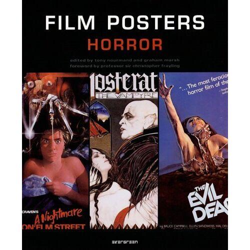 Tony Nourmand - Film Posters Horror - Preis vom 08.04.2021 04:50:19 h