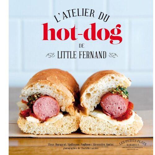 Steve Burggraf - L'atelier du hot-dog de Little Fernand - Preis vom 20.10.2020 04:55:35 h