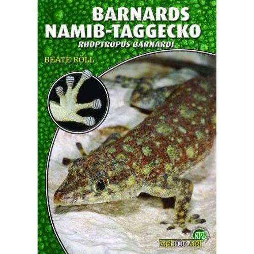Beate Röll - Barnards Namib-Taggecko - Preis vom 27.02.2021 06:04:24 h