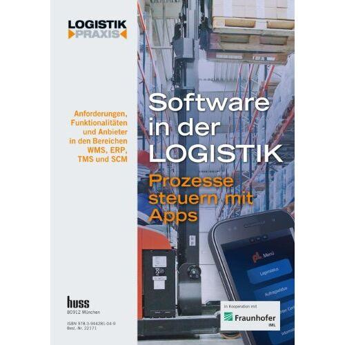 Red. LOGISTIK HEUTE und Prof. Dr. Hompel - Software in der Logistik - Prozesse steuern mit Apps - Preis vom 12.05.2021 04:50:50 h