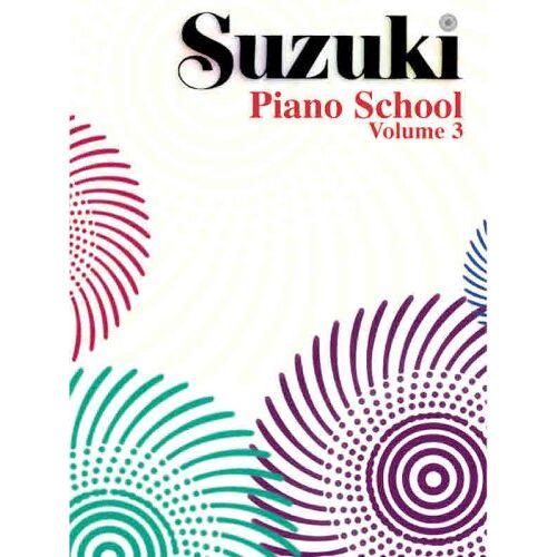 - Piano School 3. Klavier: 003 (Suzuki Piano School) - Preis vom 23.01.2021 06:00:26 h