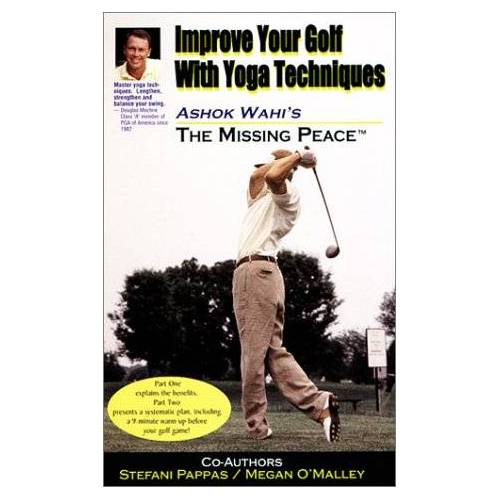 Ashok Wahi - Improve Your Golf With Yoga Techniques: Ashok Wahi's the Missing Peace - Preis vom 12.04.2021 04:50:28 h