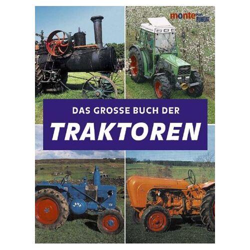 John Carroll - Das grosse Buch der Traktoren - Preis vom 15.05.2021 04:43:31 h