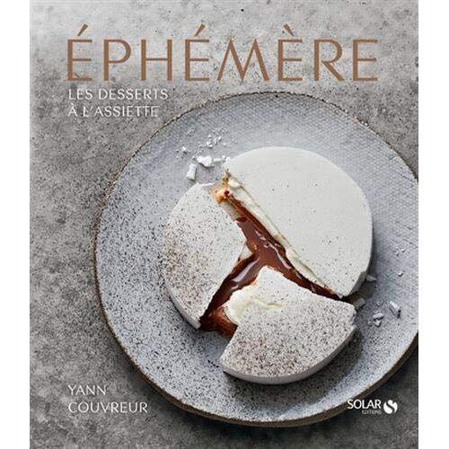 - Ephémère : Les desserts à l'assiette de Yann Couvreur - Preis vom 25.01.2021 05:57:21 h