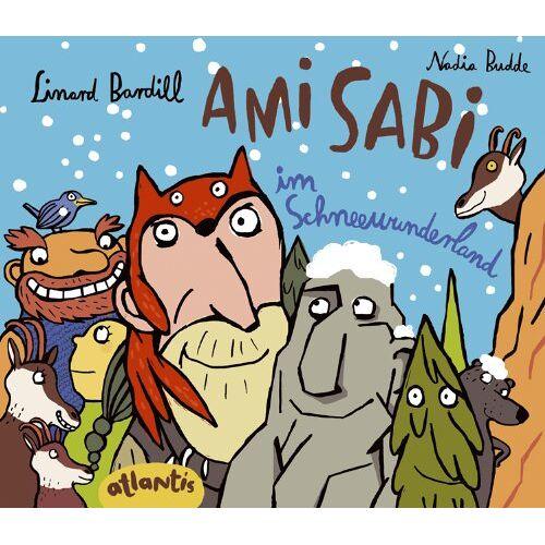 Linard Bardill - Ami Sabi im Schneewunderland - Preis vom 16.04.2021 04:54:32 h