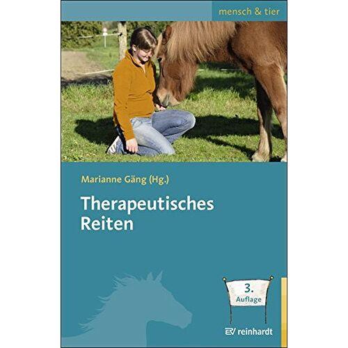 Marianne Gäng - Therapeutisches Reiten (mensch & tier) - Preis vom 28.02.2021 06:03:40 h