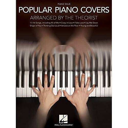 - Popular Piano Covers: Piano Solo: Arranged by the Theorist - Preis vom 16.04.2021 04:54:32 h