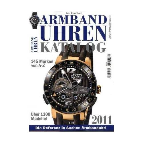 Peter Braun - Armbanduhren Katalog 2011 - Preis vom 09.04.2020 04:56:59 h