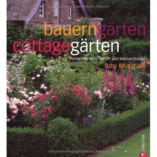 Toby Musgrave - Bauerngärten - Cottagegärten - Preis vom 20.10.2020 04:55:35 h