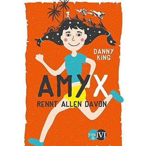 Danny King - Amy X: rennt allen davon - Preis vom 18.04.2021 04:52:10 h