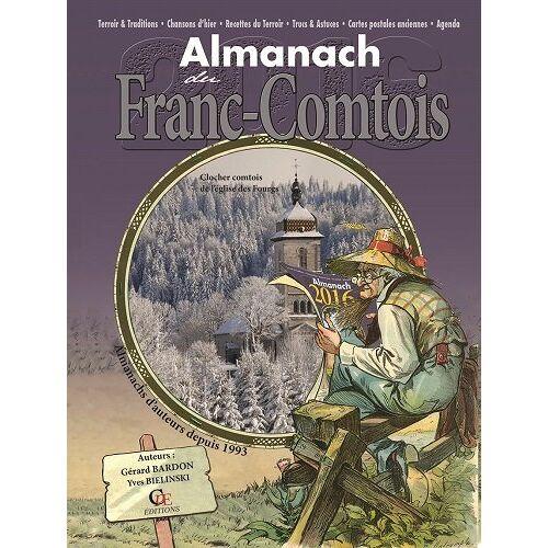 Gérard Bardon - Almanach du Franc-Comtois 2016 - Preis vom 26.01.2021 06:11:22 h