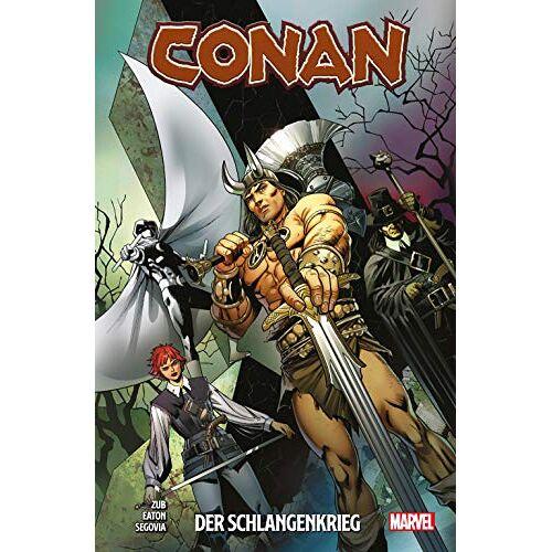 Jim Zub - Conan: Der Schlangenkrieg - Preis vom 04.05.2021 04:55:49 h