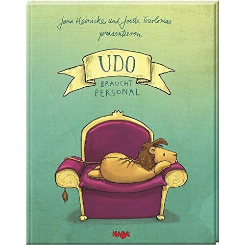 Jana Heinicke - Udo braucht Personal - Preis vom 01.03.2021 06:00:22 h