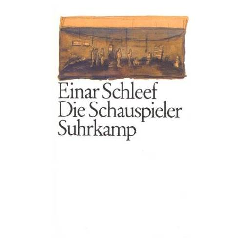 Einar Schleef - Die Schauspieler - Preis vom 05.05.2021 04:54:13 h