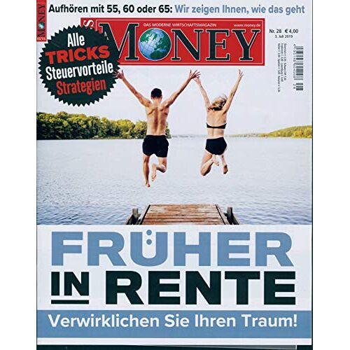 FOCUS Money - FOCUS Money 28/2019 Früher in Rente - Preis vom 20.10.2019 05:05:16 h