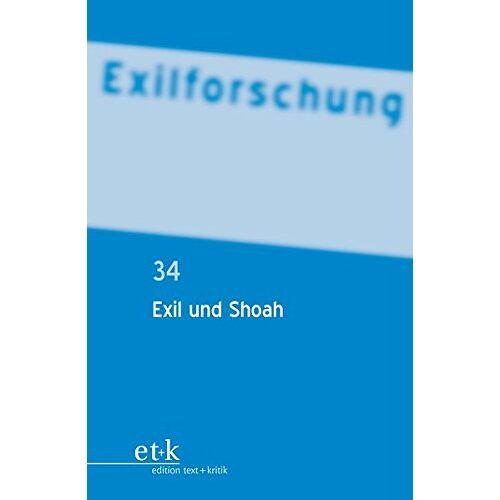Bettina Bannasch - Exil und Shoah (Exilforschung) - Preis vom 16.01.2021 06:04:45 h