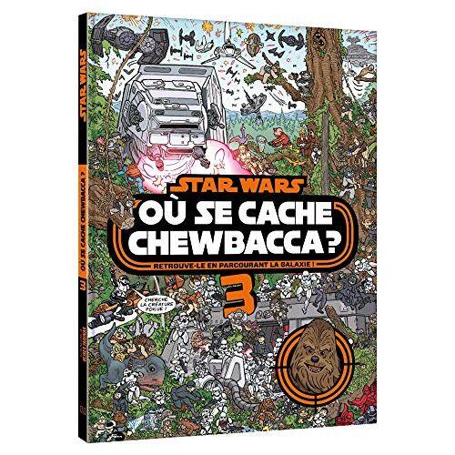 - STAR WARS - Où se cache Chewbacca ? Tome 3: Chewbacca Vol. 3 - Preis vom 26.01.2021 06:11:22 h