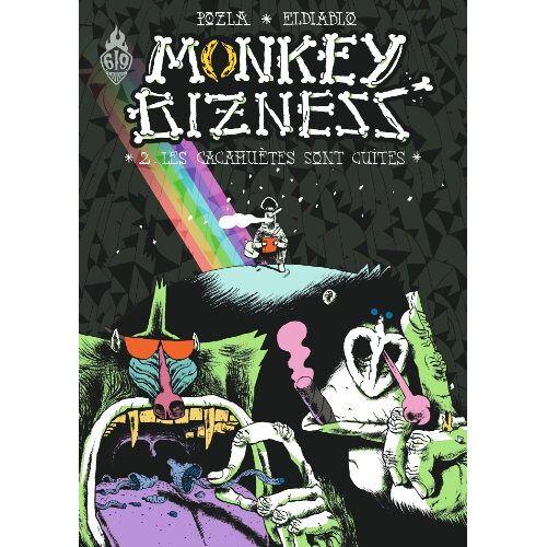 - Monkey bizness 2 - Preis vom 21.10.2020 04:49:09 h