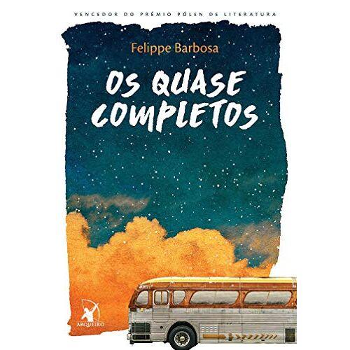 Felippe Barbosa - Os Quase Completos - Preis vom 13.04.2021 04:49:48 h