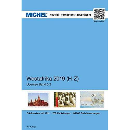 MICHEL-Redaktion - MICHEL Westafrika 2019 Teil 2 H-Z - Preis vom 21.10.2020 04:49:09 h