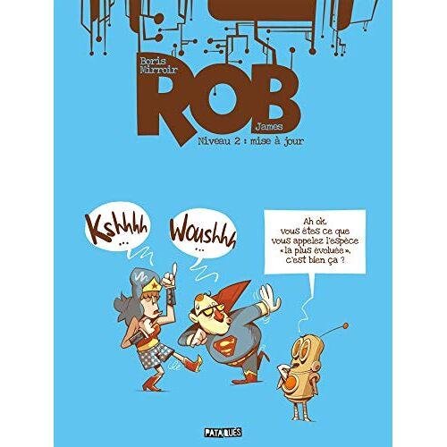 - Rob niveau T02: Mise à jour (Rob niveau (2)) - Preis vom 09.05.2021 04:52:39 h