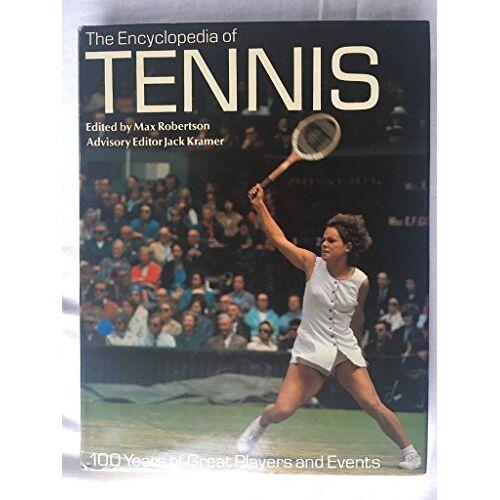 Max Robertson - Encyclopaedia of Tennis - Preis vom 04.10.2020 04:46:22 h