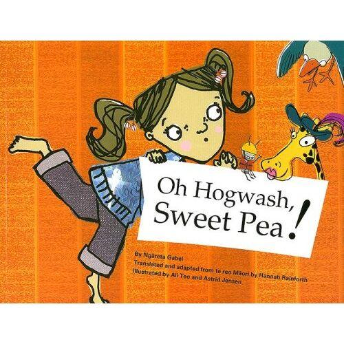 Ngareta Gabel - Oh, Howash, Sweet Pea! - Preis vom 23.02.2021 06:05:19 h