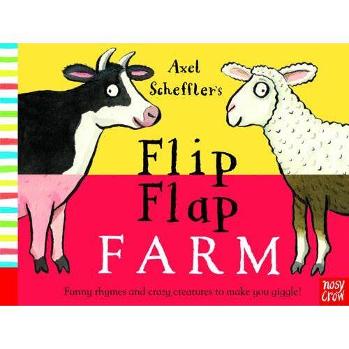 Axel Scheffler - Axel Scheffler's Flip Flap Farm (Axel Scheffler's Flip Flap Series) - Preis vom 24.01.2021 06:07:55 h