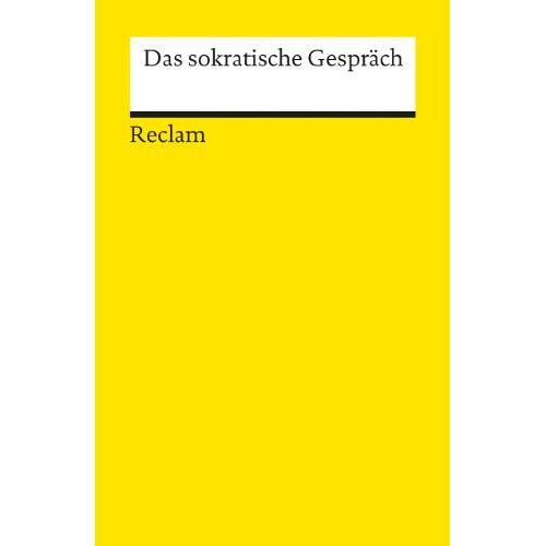 Dieter Birnbacher - Das sokratische Gespräch - Preis vom 14.04.2021 04:53:30 h