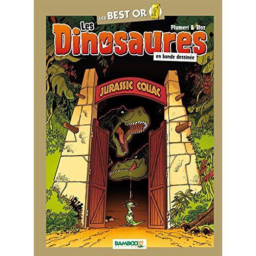 - Les dinosaures - Preis vom 05.05.2021 04:54:13 h