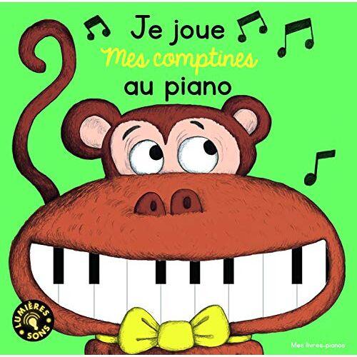 - Je joue mes comptines au piano (Mes livres-pianos) - Preis vom 26.02.2021 06:01:53 h