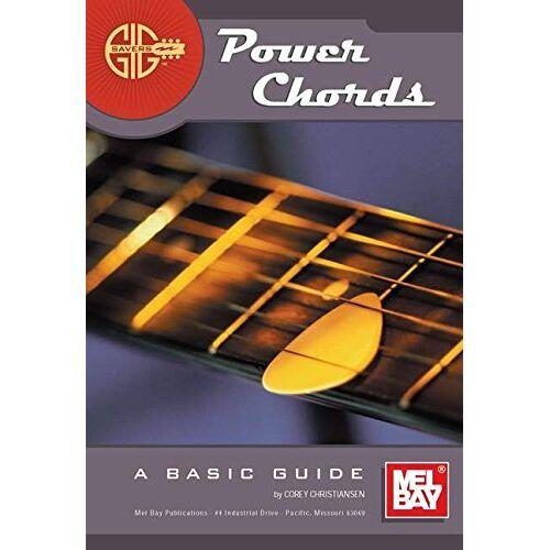 Corey Christiansen - Gig Savers: Power Chords. Für Gitarre, Gitarrentabulatur - Preis vom 20.10.2020 04:55:35 h