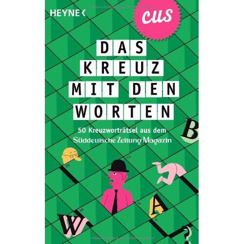 CUS - Das Kreuz mit den Worten: 50 Kreuzworträtsel aus dem SZ-Magazin - Preis vom 21.04.2021 04:48:01 h