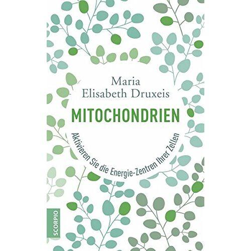 Maria Elisabeth Druxeis - Mitochondrien: Aktivieren Sie die Energie-Zentren Ihrer Zellen - Preis vom 15.05.2021 04:43:31 h