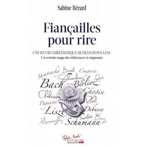 SABINE BERARD - FIANCAILLES POUR RIRE PIANO - Preis vom 24.02.2021 06:00:20 h