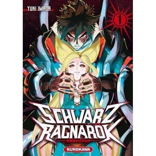 - Schwarz Ragnarök - tome 1 (1) (Schwarz Ragnarok, Band 1) - Preis vom 18.10.2020 04:52:00 h