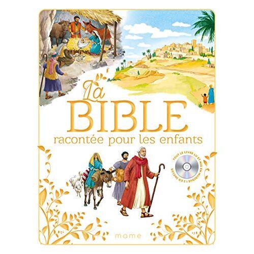 - La Bible racontée pour les enfants +CD +flashcode - Preis vom 09.04.2021 04:50:04 h