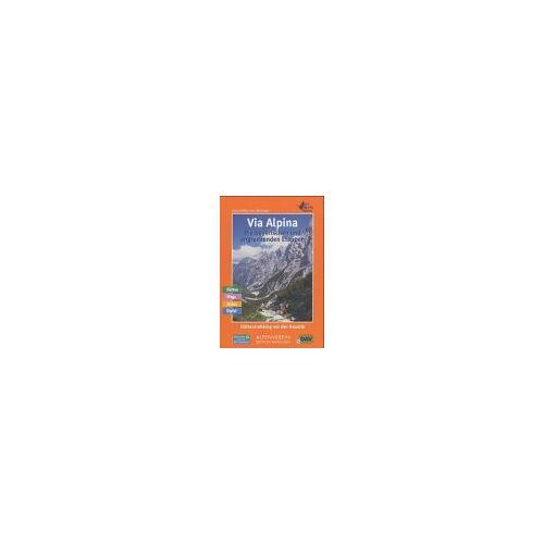 Horst Höfler - Via Alpina - Preis vom 04.09.2020 04:54:27 h