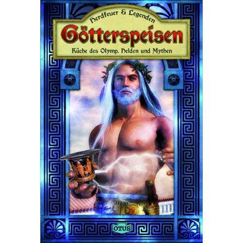 - Götterspeisen: Küche des Olymp, Helden und Mythen - Preis vom 14.04.2021 04:53:30 h