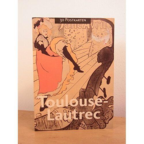 Toulouse-Lautrec, Henri de - Toulouse-Lautrec. 30 Postkarten - Preis vom 14.11.2019 06:03:46 h