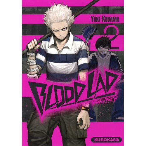 Yuuki Kodama - Blood Lad, Tome 2 : - Preis vom 27.10.2020 05:58:10 h