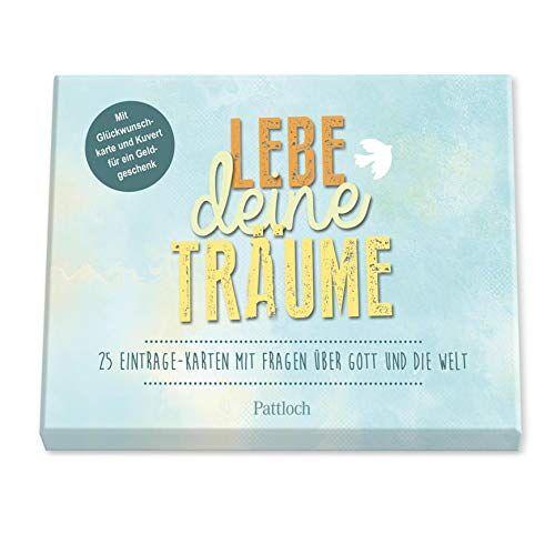 - Langenbacher Andrea Lebe deine Trume Geldgeschenkbox - Preis vom 27.02.2021 06:04:24 h