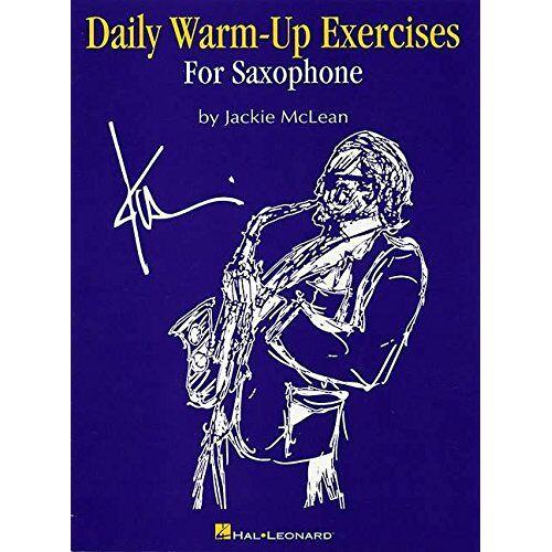 - Daily Warm-Up Exercises For Saxophone -Album-: Noten für Saxophon - Preis vom 25.01.2021 05:57:21 h