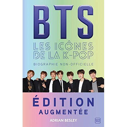 - BTS : les icônes de la K-pop (édition augmentée) (Hauteville Kpop) - Preis vom 01.03.2021 06:00:22 h